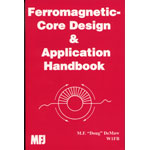 MFJ-3506 Ferro Magnetic Book First Ed, 2nd Printing 1996.